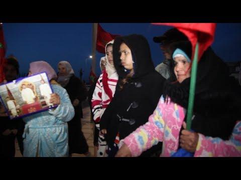 فيديو..عائلات تبيت في العراء بعد طردها من منازلها في سلا