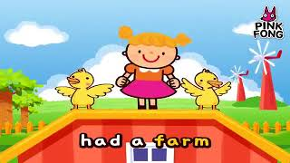 Old MacDonald Had a Farm   Best Kids Songs   PINKFONG Songs for Children  # 128