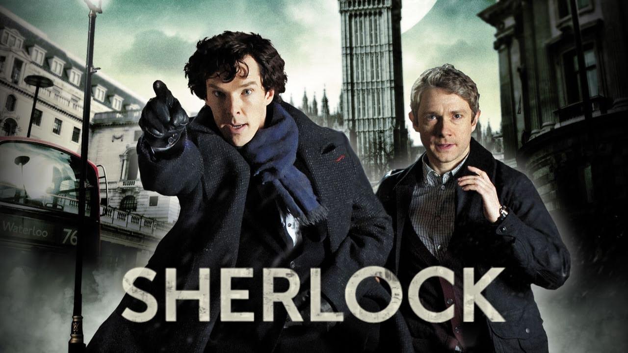 Sherlock Holmes Serie Staffel 1