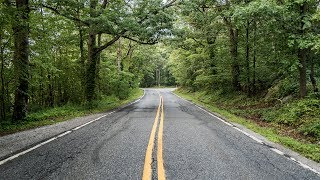 is clinton road scary during the day?