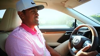 Ride along with Tony Finau to THE PLAYERS