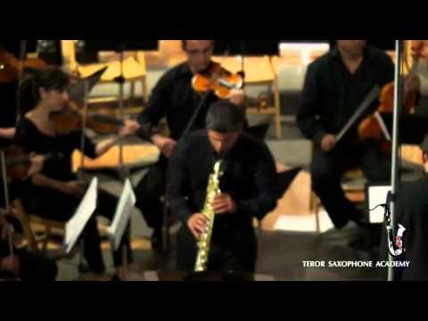 """Saxtum"", Teror Saxophone Academy 2014"