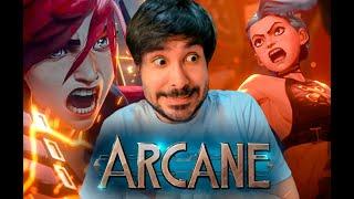 ARCANE - HENREACT