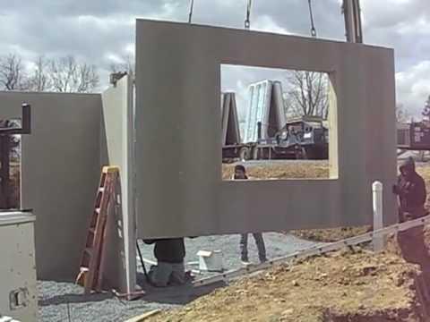 Superior Walls By Weaver Precast Youtube