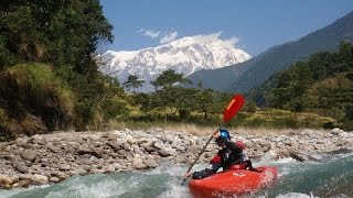 Multi river kayak trip nepal