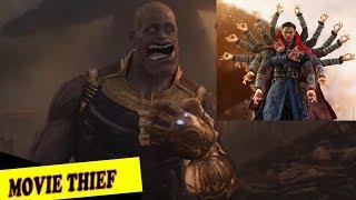 [TỔNG HỢP] 10 Cảnh Phim Bất Ngờ Nhất Trong CUỘC CHIẾN VÔ CỰC 2018| Surprise Scene In Infinity War
