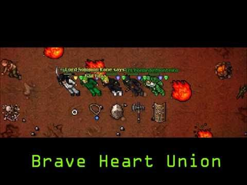 Fibula Quest lvl 50 ( Skillet - You Take My Rights Away ) Guild Brave Heart Union