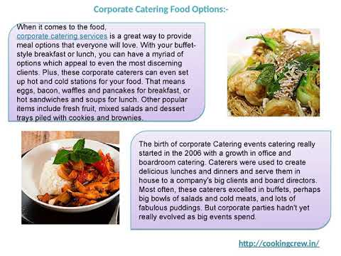 Event Corporate catering services near sanjay nagar