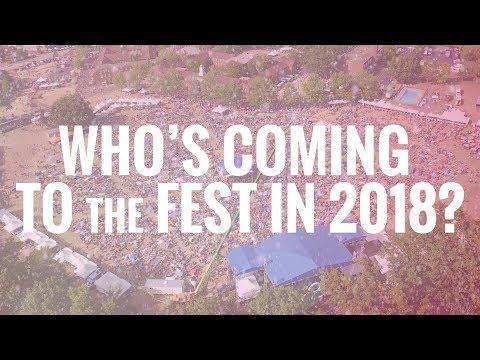 FULL FEST 2018 LINEUP ANNOUNCEMENT!