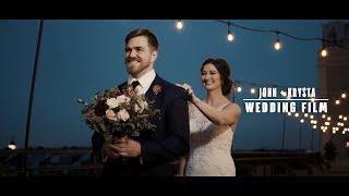 John & Krysta's Wedding Film 4K