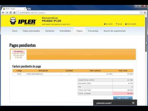 PagoEnLinea IPLER