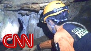 Thai cave rescue: Boys and coach not yet well enough to attempt escape