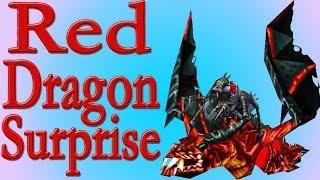 Warcraft 3 - Red Dragon Surprise #2 (2v2 #13)