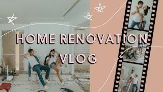 Home Renovation Vlog