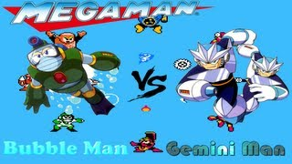 Mega Man: Day In The Limelight 2 - Gemini Man Stage