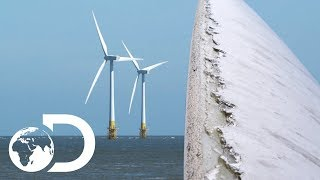 The Glaring Engineering Mistake That Made Wind Turbines Inefficient | Massive Engineering Mistakes