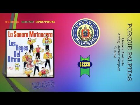 Celio Gonzalez & Sonora Matancera - Por Que Palpitas ©1962
