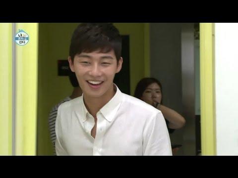 【TVPP】 Park Seo-Joon - Eating Broiled Eels, 박서준 - '장어'에 달려온 서준 @ I Live Alone