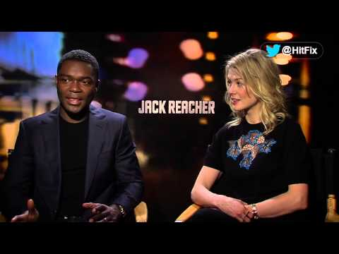 Jack Reacher - Interview with Christopher McQuarrie, Dave Oyelowo