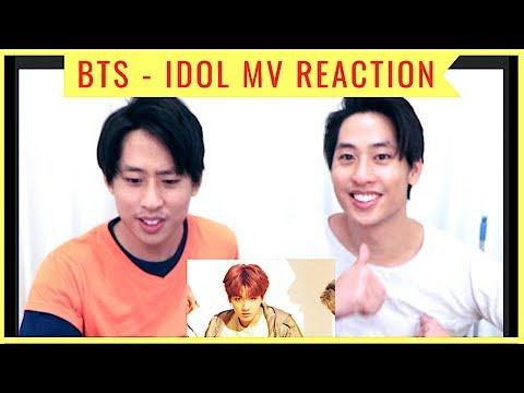 BTS 'IDOL' MV REACTION (방탄소년단)