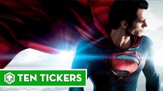 Top 10 sự thật thú vị về Superman   Nhân vật Ten Tickers 4