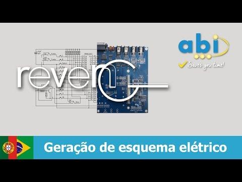 Geração de esquema elétrico (engenharia reversa) - Parte 1