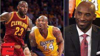 Kobe Bryant on 'Mamba Mentality,' LeBron joining Lakers, facing Michael Jordan, Shaq and more [FULL]