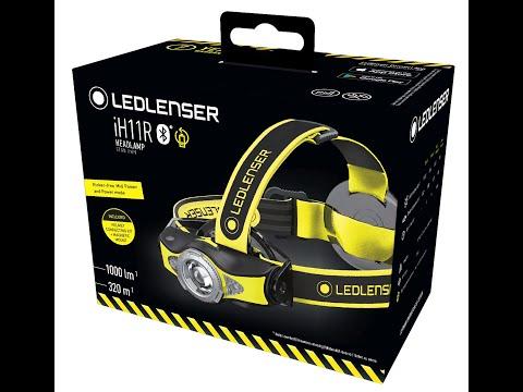 Ledlenser® iH11R Rechargeable LED Head Torch