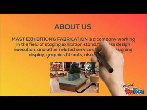Available Trade Show Booth In Dubai At Minimum Cost