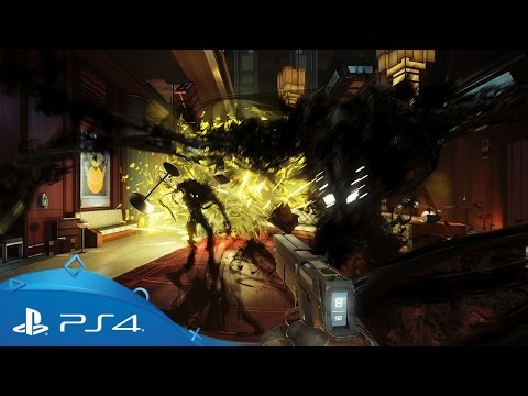 Prey | Upoutávka Typhon Research | PS4