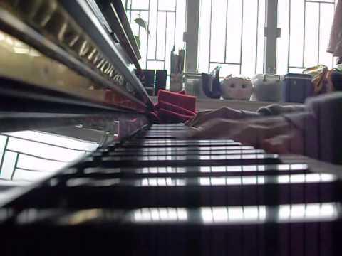 周柏豪 - 六天 (鋼琴版Piano by hugowong)