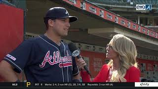Austin Riley on the place he's carved out in Atlanta Braves history with his hot start