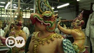 Thai king's body set to be cremated | DW English