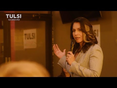By the people, for the people | Tulsi Gabbard