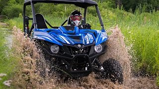 TEST RIDE: 2015 Yamaha Wolverine R-Spec