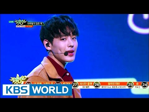 VICTON - I'm fine (아무렇지 않은 척) [Music Bank / 2016.12.09]