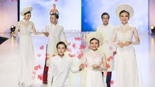 HOT!!! Cặp đôi Lê Lộc - Tuấn Dũng bất ngờ tái hợp SÁNH ĐÔI mặc áo dài CƯỚI của NTK Minh Châu