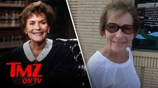 Leave Judge Judy And Her Extremely Rich Self Alone! | TMZ TV