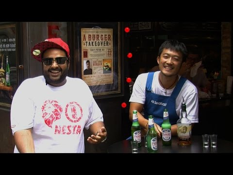 A Burger Takeover with Peter Ho