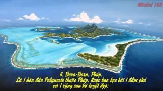 Top 10 địa điểm du lịch đẹp nhất hành tinh HD