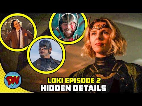 Loki Episode 2 Breakdown in Hindi   DesiNerd