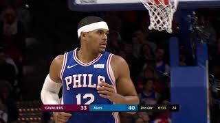 Ben Simmons Full Play vs Cleveland Cavaliers | 11/12/19 | Smart Highlights