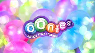Unbox Daily: OONIES Inflate, Stick & Create Anything you can Imagine