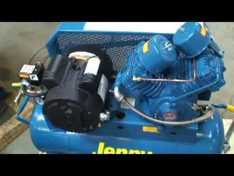 video Jenny GT9HGB-15P2 Portable Air Compressor