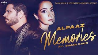 Memories – Alfaaz Ft Simar Kaur
