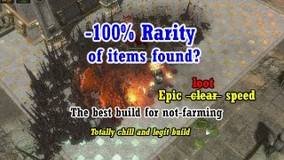 What happens at -100% rarity? - Path of Exile (2.5.x)