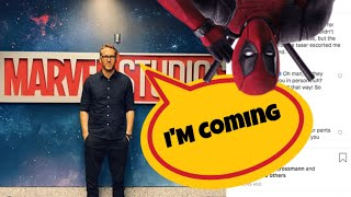 Deadpool In The MCU | Ryan Reynolds Official Meeting With Marvel - Explained In Hindi