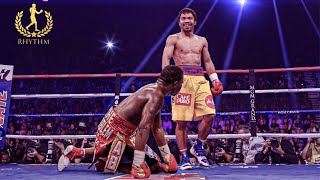 When Manny Pacquiao Displays The Way of the Filipino FIST
