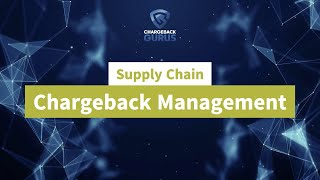 Supply Chain Chargebacks