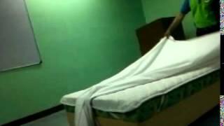 Tesda Bed making standard